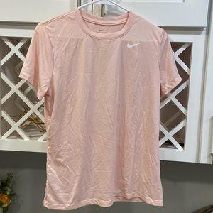 Nike Pink Athletic Top